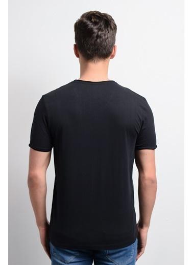 Rodi Jeans Tişört Siyah